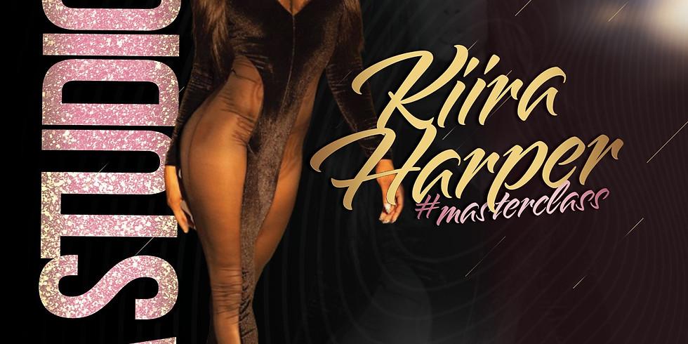 Kiira Harper MasterClass