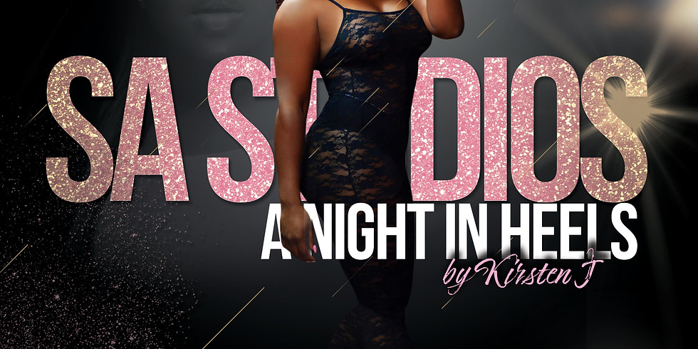 A Night in Heels by Kirsten J