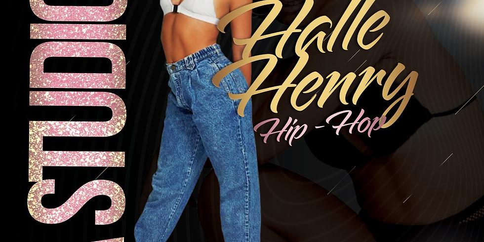 Hip Hop w/ Halle Henry!! POP UP