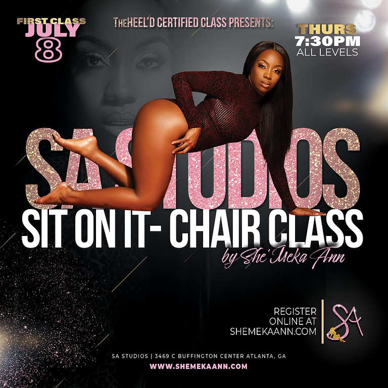SIT ON IT- Chair Class