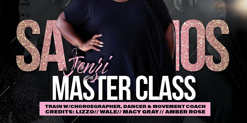 Jenzi Russell Master Class!!