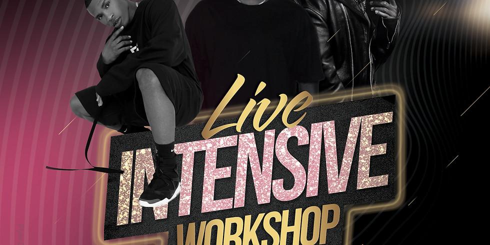 The LIVE Intensive WORKSHOP