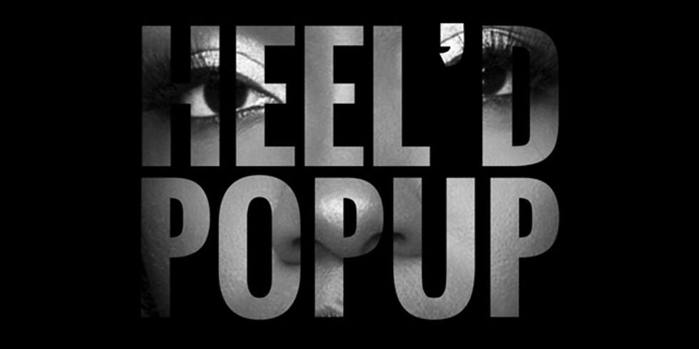 Heel'D Pop Up