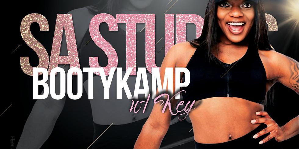 Fitness: BootyKamp w/ Key