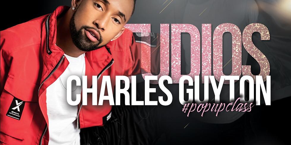Hip Hop w/ Charles Guyton :Pop up Weds!!