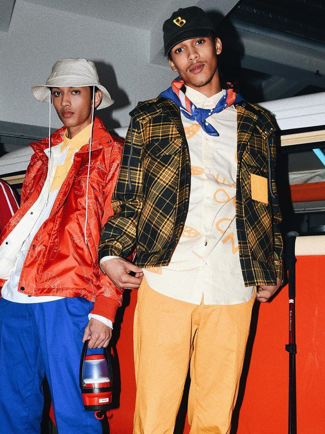ARUN GUPTA AND LEO HOYTE-EGAN FOR BAND OF OUTSIDERS