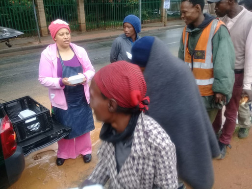 The Soup Kitchens