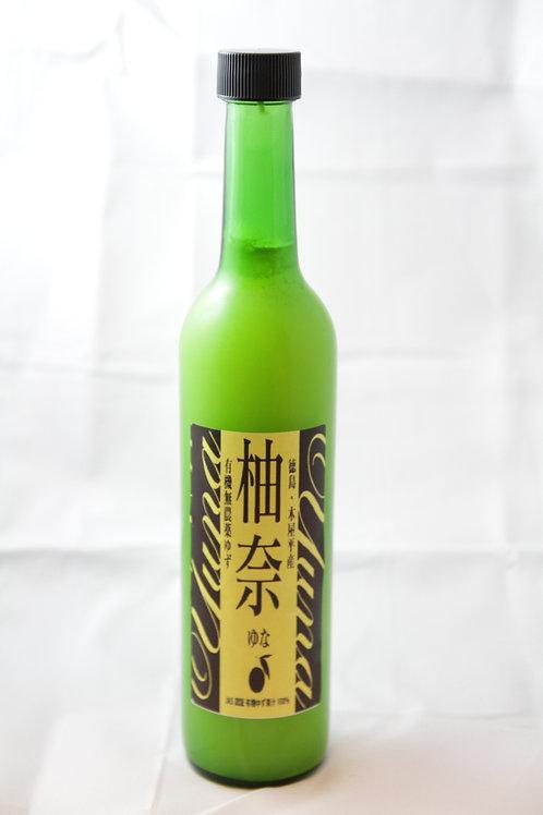 柚子果汁100% 500ml スリムビン