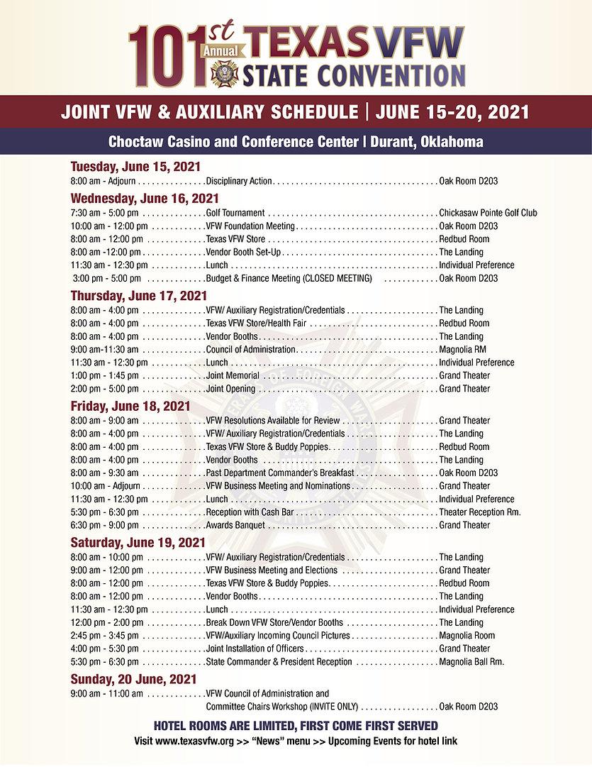 101st Annual Convention Schedule.jpg