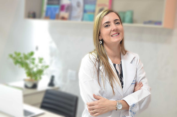 Dra Juliana Bonanni - arquivo pessoal