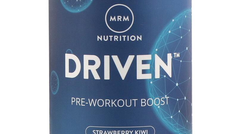 MRM, DRIVEN, Pre-Workout Boost, Strawberry Kiwi, 350g