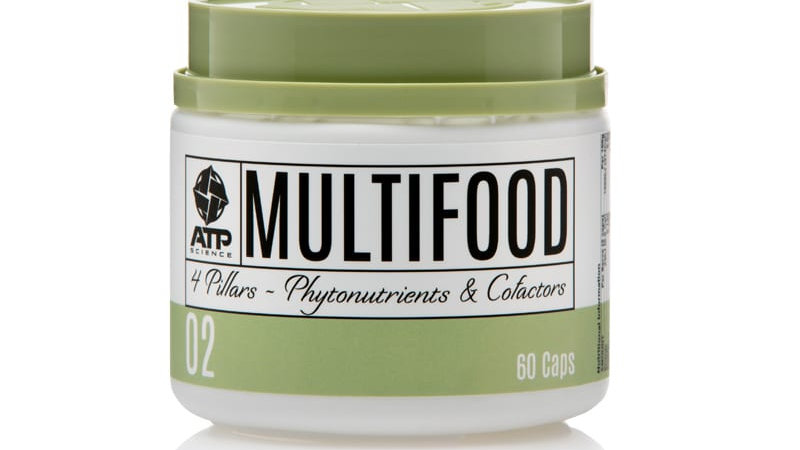 ATP Science MultiFood 60c