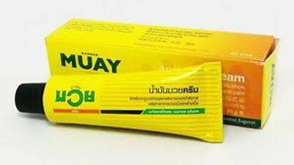 NAMMAN Muay Analgesic Cream 30g