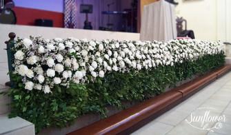Decoración de altar