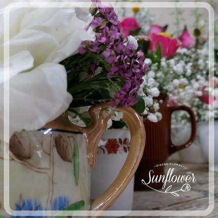 ¡Las flores y tu salud!