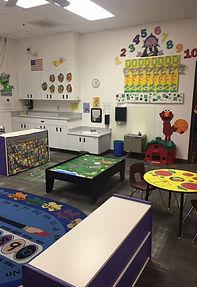 Triple R Child Care 2's classroom