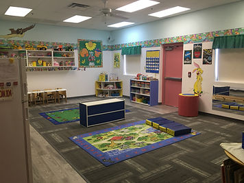 Triple R Child Care Toddler classroom
