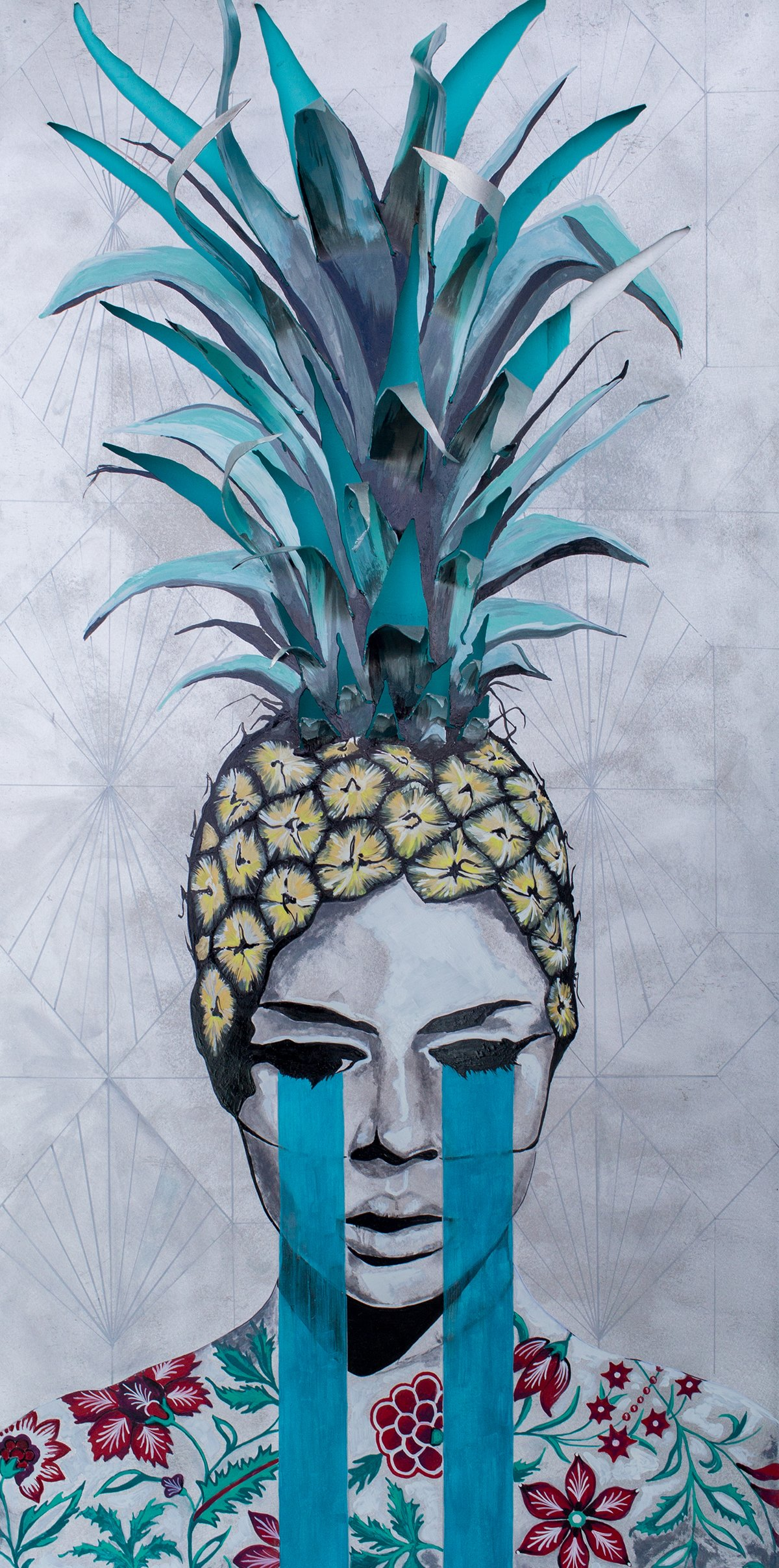Pineapple Tears