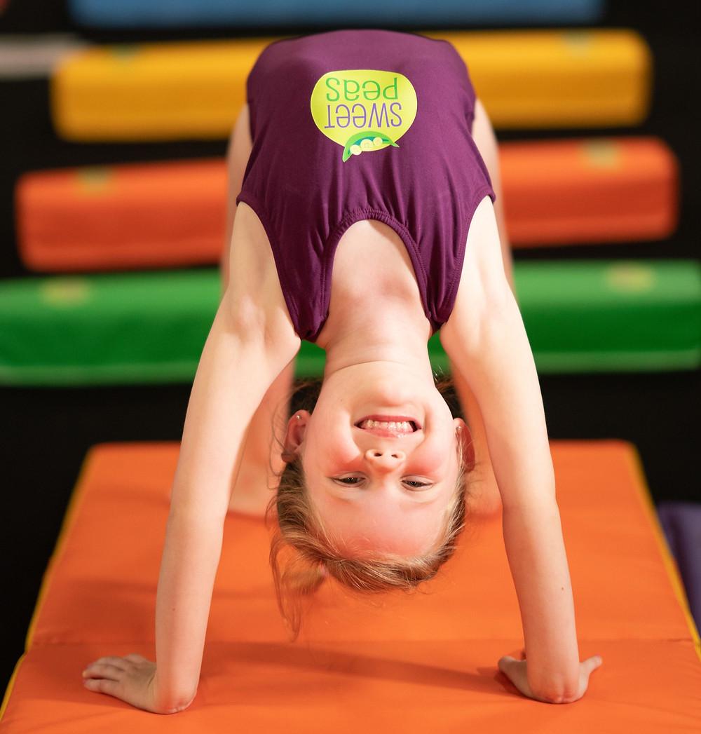 """Preschool Gymnastics For Children In Las Vegas"""