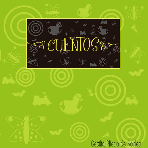 DISCO DE CUENTOS + DISCO DE CANCIONES
