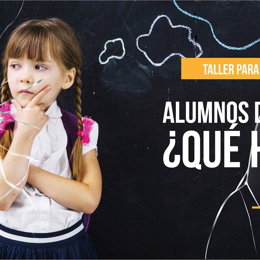 Taller para maestros Tijuana