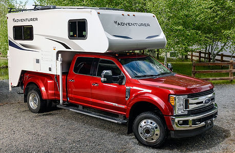 Adventurer-86FB-on-F350-dually-truck.jpg