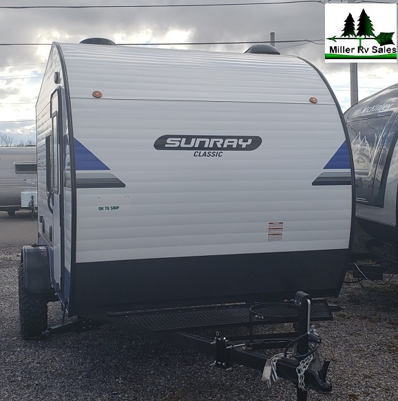 129 Sunray with front carrier