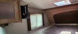 Large bedroom windows / shades