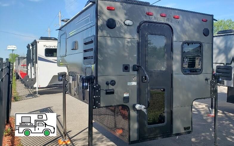 625 Truck Camper