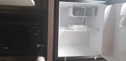 fridge freezer inside