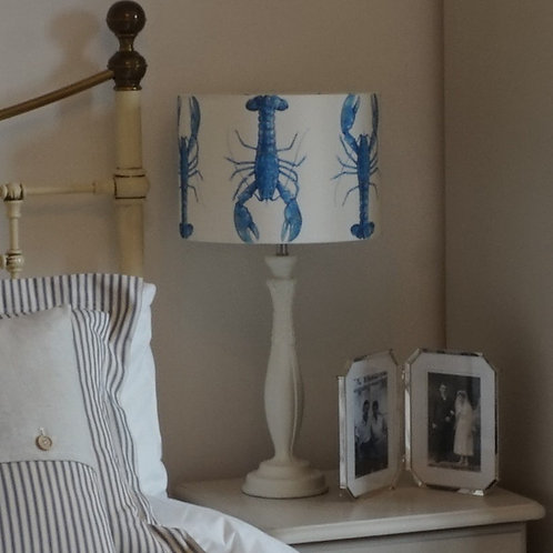 Padstow Lobster Lampshade