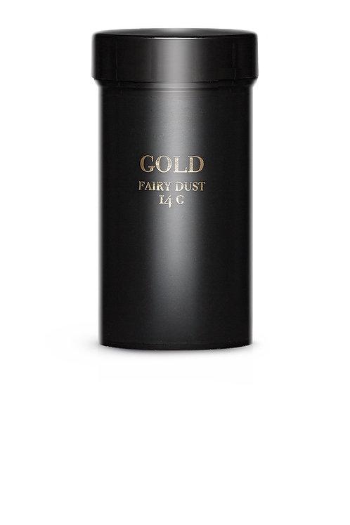 Gold Fairy Dust-Hårpudder, 14gr