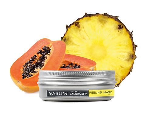 Yasumi Peeling Mask 100% naturlig
