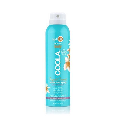 COOLA Sunscreen Spray SPF30 Pina Colada 177ml