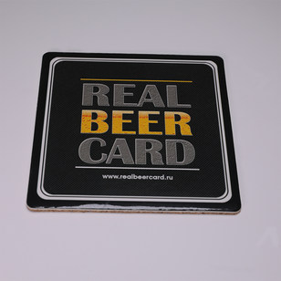 Real Beer Card