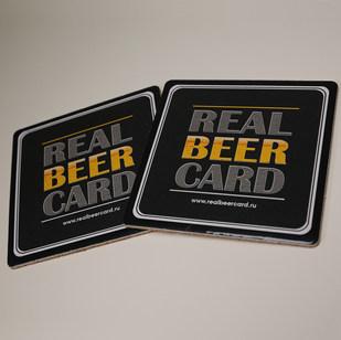 Real Beer Card 4