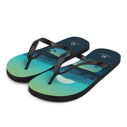 Galapagos Flip-Flops