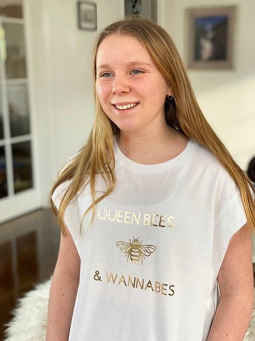 Queen Bees & Wannabes T-shirt