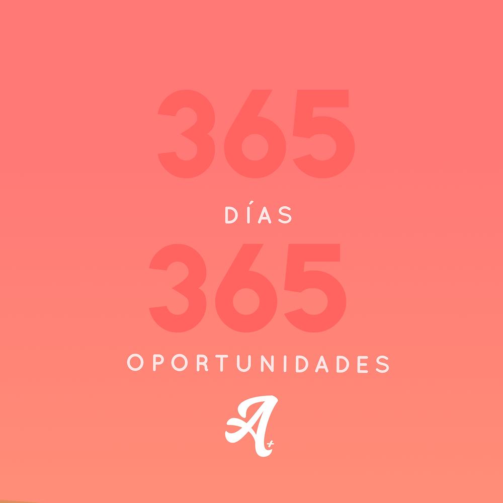 numero 365 días oportunidades logo chico A Advisory Plus