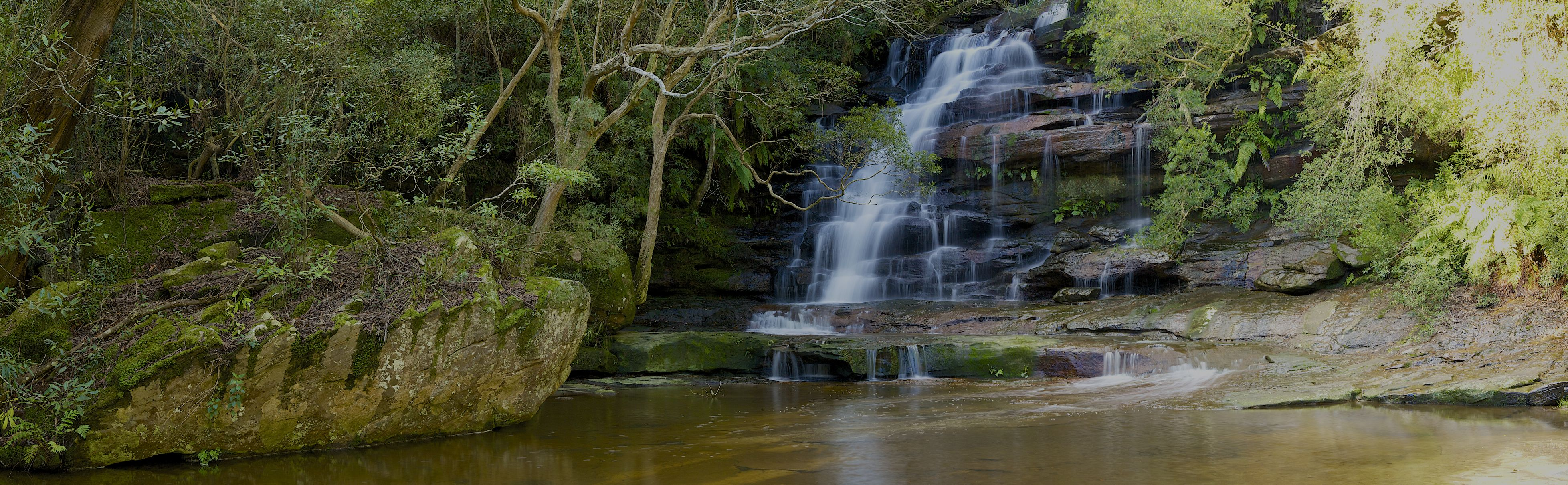 """Somersby Falls"""