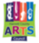 Harnett County Arts Council Logo