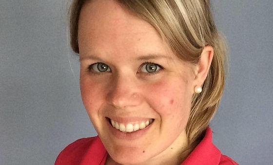 Fysioterapeut Sofia Smeds