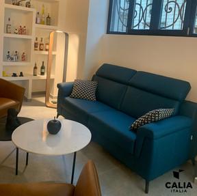 CALIA in salotto