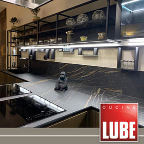 LUBE in cucina