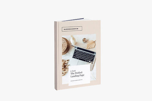 E-book - The Perfect Landing Page