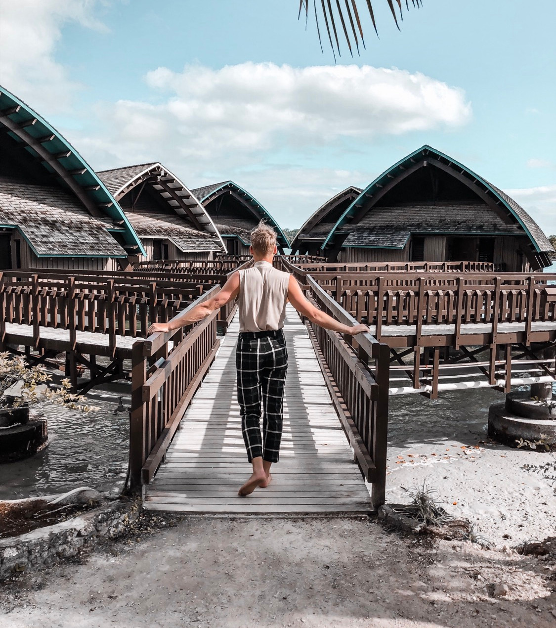 Over water villas - Holiday Inn Resort Vanuatu