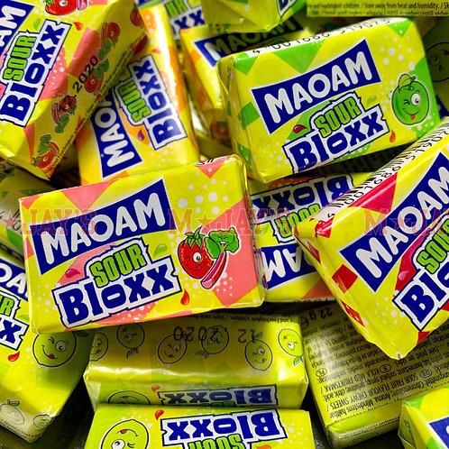 Maoam Blocks - Sour
