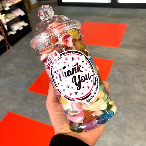 MJAYS Victorian Sweet Jar