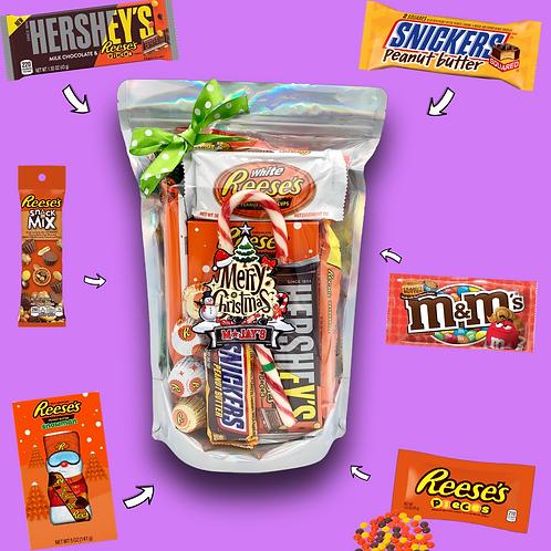 Peanut Butter Lover Gift Bag