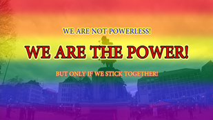 WE ARE THE POWER - VIMOSA ( www.theisola